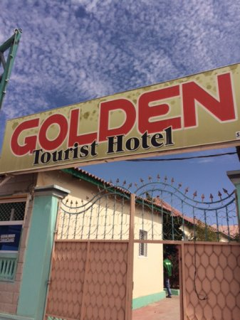GOLDEN TOURIST HOTEL & RESORT