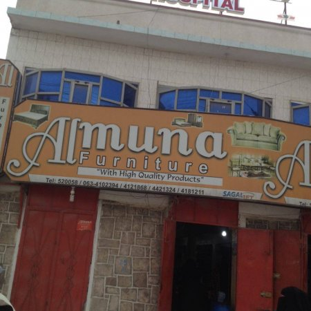 ALMUNA FURNITURE